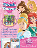 Friends Forever Disney Princess Deluxe Pop up Book