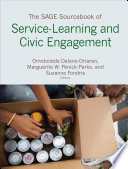 The SAGE Sourcebook of Service Learning and Civic Engagement