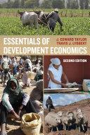Essentials of Development Economics