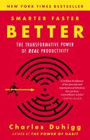 cover img of Smarter Faster Better