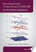 Biomedical Image Analysis Recipes in MATLAB