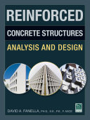 Reinforced Concrete Structures Analysis And Design