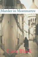 Murder in Montmartre Wanted To Visit Paris Skip The