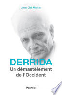 DERRIDA   Le d  mant  lement de l   Occident