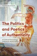download ebook the politics and poetics of authenticity pdf epub