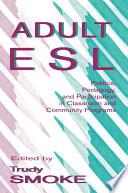 Adult Esl