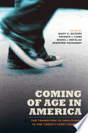Coming Of Age Pdf [Pdf/ePub] eBook