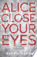 Alice Close Your Eyes Book PDF