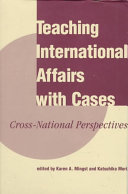 Teaching International Affairs with Cases