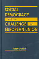 Social Democracy and the Challenge of European Union