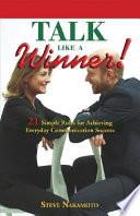 Talk Like a Winner
