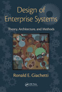 Design of Enterprise Systems