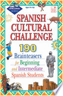 Spanish Cultural Challenge