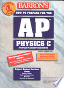 Barrons How to Prepare for the Ap Physics C