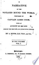 illustration A Narrative of the Voyages Round the World Performed by Captain James Cook, With an Account of His Life During the Previous and Intervening Periods