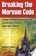 Breaking the Mormon Code