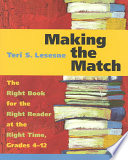Making The Match book