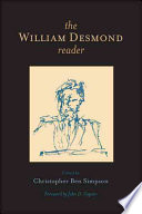 The William Desmond Reader