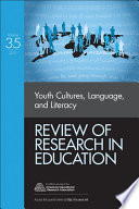Youth Cultures  Language  and Literacy