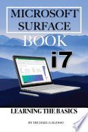 Microsoft Surface Studio Book I7: Learning the Basics