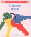 Classroom Testing