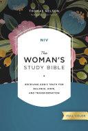 download ebook niv, the woman\'s study bible, full-color, ebook pdf epub