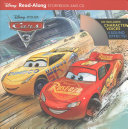 Cars 3 Read Along Storybook and CD