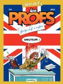 illustration Les Profs - Gladys, prof d'anglais