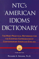 NTC s American Idioms Dictionary