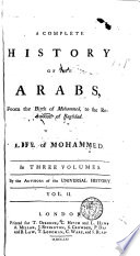 A Complete History of the Arabs