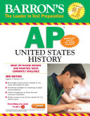 Barron's AP United States History, 3rd edition