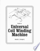 Build a Universal coil winding machine