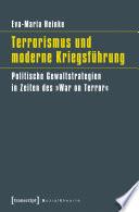 Terrorismus und moderne Kriegsführung