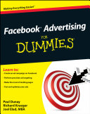 Facebook Advertising For Dummies Into The Explosive Growth Of