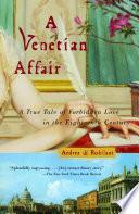 A Venetian Affair Book PDF