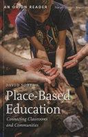 Place-Based Education