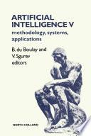 Artificial Intelligence V