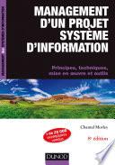 Management d'un projet système d'Information -8e éd.