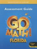 Houghton Mifflin Harcourt Go Math! Florida