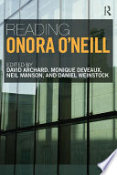 Reading Onora O   Neill