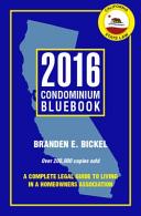 2016 Condominium Bluebook