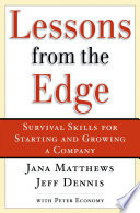 Lessons From The Edge book