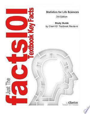 Statistics for Life Sciences - ISBN:9781490250762