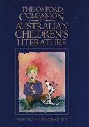 The Oxford companion to Australian children s literature