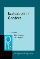 download ebook evaluation in context pdf epub
