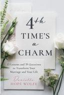 4th Time s a Charm Book PDF