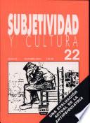 Subjetividad Y Cultura