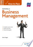 How to Pass National 5 Business Management