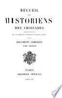 Recueil des historiens des croisades
