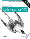 Programming ColdFusion MX Advancedtopics That Are Ideal For Intermediate